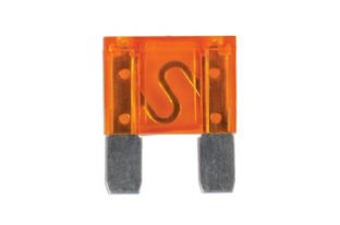 Connect 30447 Maxi Blade Fuse 40 Amp-Amber Pk 10